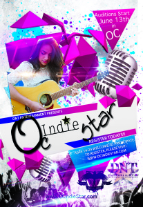 2015 Final OC Indie Star Flyer